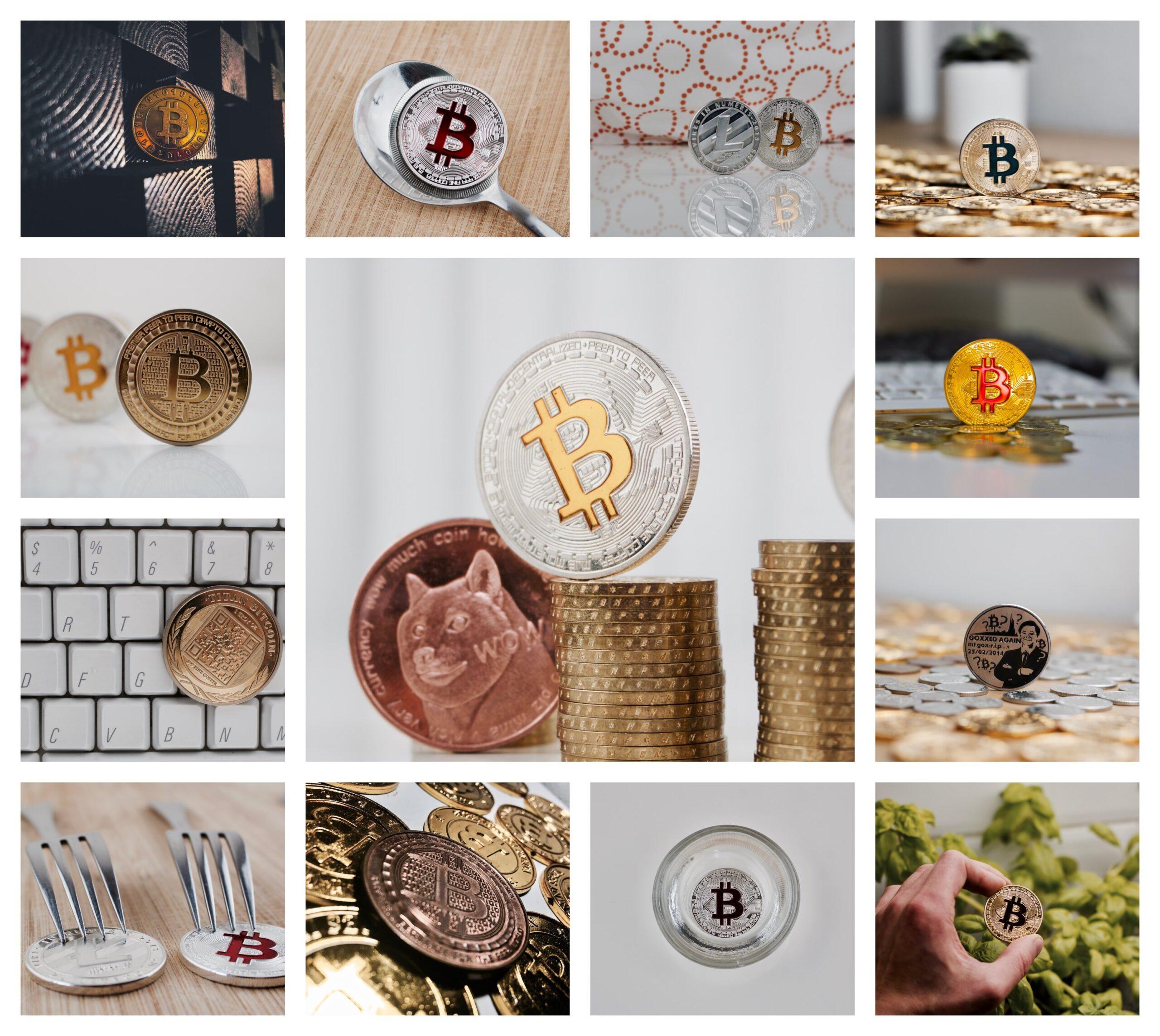 Darmowe zdjęcia bitcoin
